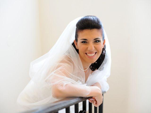 Il matrimonio di Piergiorgio e Alessandra a Villanovaforru, Cagliari 11
