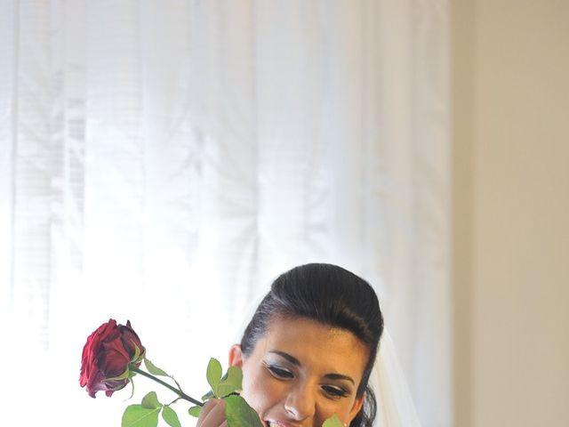 Il matrimonio di Piergiorgio e Alessandra a Villanovaforru, Cagliari 13