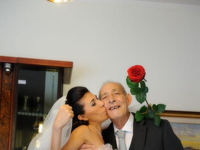 Il matrimonio di Piergiorgio e Alessandra a Villanovaforru, Cagliari 15