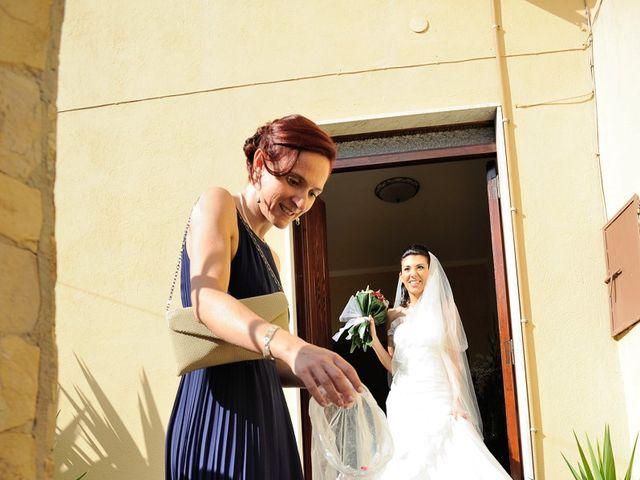 Il matrimonio di Piergiorgio e Alessandra a Villanovaforru, Cagliari 22