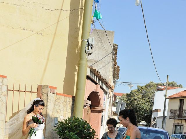 Il matrimonio di Piergiorgio e Alessandra a Villanovaforru, Cagliari 24