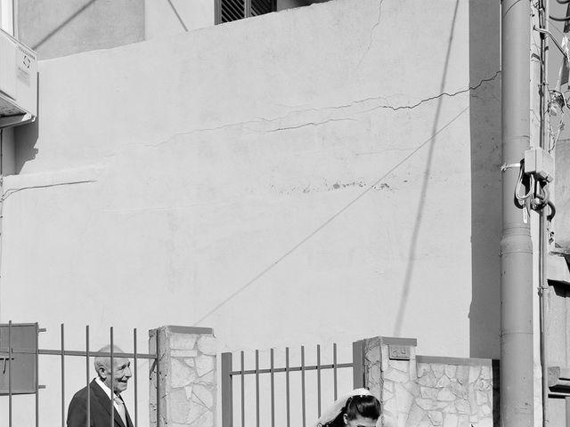 Il matrimonio di Piergiorgio e Alessandra a Villanovaforru, Cagliari 25