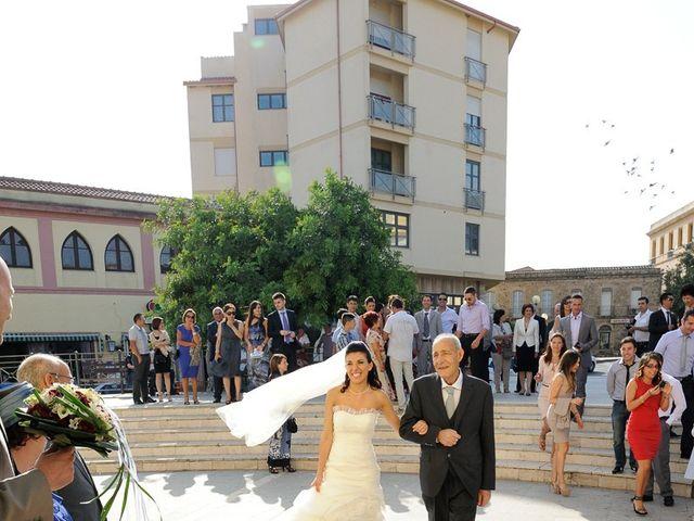 Il matrimonio di Piergiorgio e Alessandra a Villanovaforru, Cagliari 26