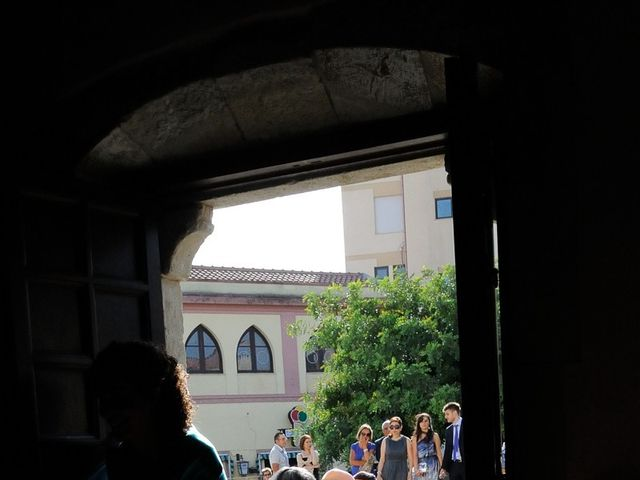Il matrimonio di Piergiorgio e Alessandra a Villanovaforru, Cagliari 27