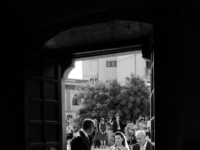 Il matrimonio di Piergiorgio e Alessandra a Villanovaforru, Cagliari 28