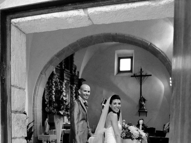 Il matrimonio di Piergiorgio e Alessandra a Villanovaforru, Cagliari 33
