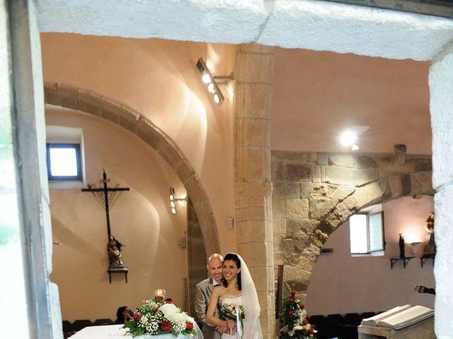 Il matrimonio di Piergiorgio e Alessandra a Villanovaforru, Cagliari 35