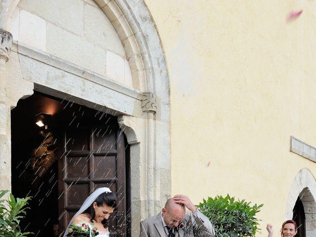 Il matrimonio di Piergiorgio e Alessandra a Villanovaforru, Cagliari 36