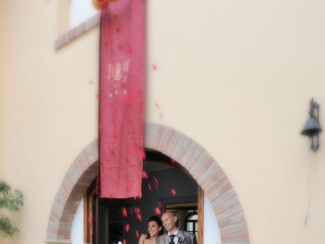 Il matrimonio di Piergiorgio e Alessandra a Villanovaforru, Cagliari 39
