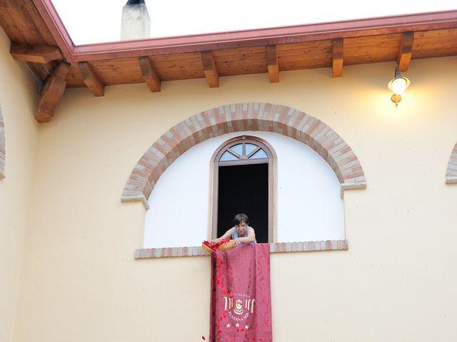 Il matrimonio di Piergiorgio e Alessandra a Villanovaforru, Cagliari 40
