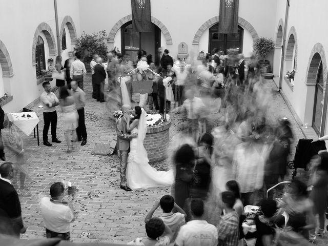 Il matrimonio di Piergiorgio e Alessandra a Villanovaforru, Cagliari 1