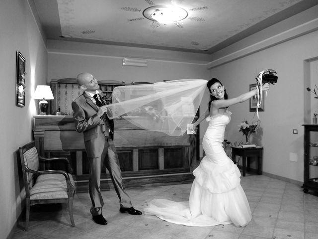 Il matrimonio di Piergiorgio e Alessandra a Villanovaforru, Cagliari 44