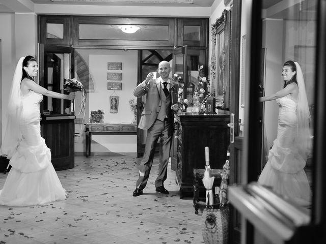 Il matrimonio di Piergiorgio e Alessandra a Villanovaforru, Cagliari 45