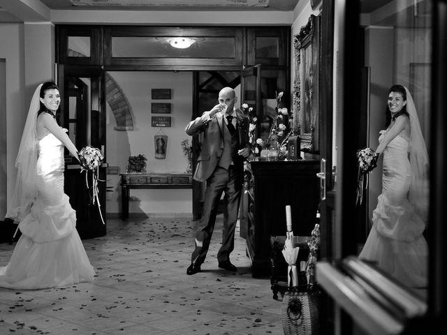 Il matrimonio di Piergiorgio e Alessandra a Villanovaforru, Cagliari 46