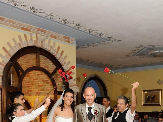 Il matrimonio di Piergiorgio e Alessandra a Villanovaforru, Cagliari 47
