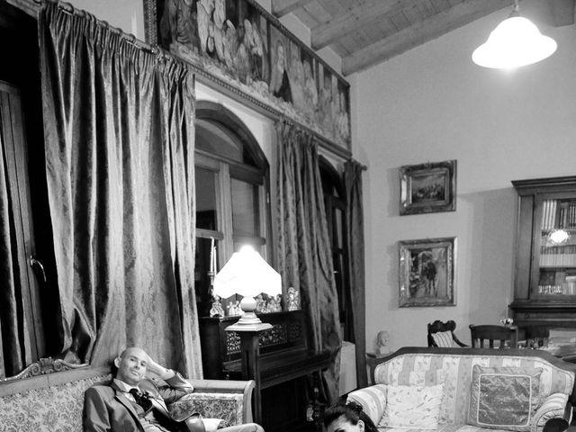 Il matrimonio di Piergiorgio e Alessandra a Villanovaforru, Cagliari 48
