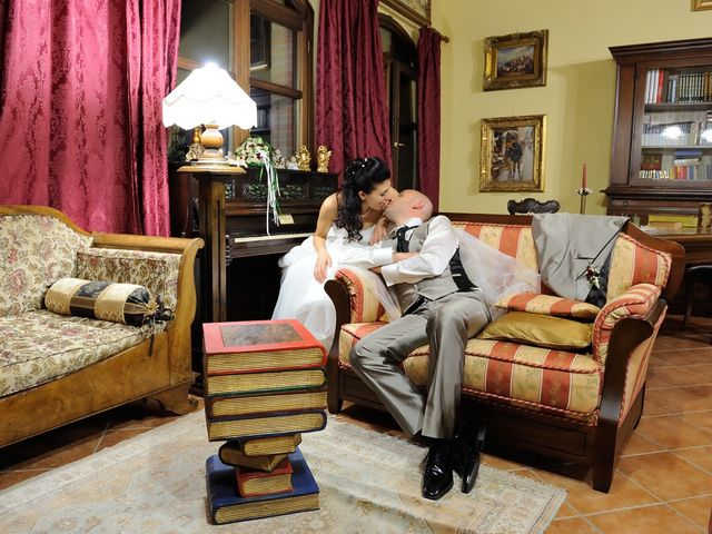 Il matrimonio di Piergiorgio e Alessandra a Villanovaforru, Cagliari 54