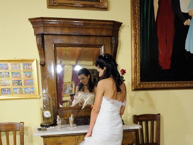 Il matrimonio di Piergiorgio e Alessandra a Villanovaforru, Cagliari 56