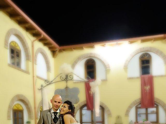 Il matrimonio di Piergiorgio e Alessandra a Villanovaforru, Cagliari 2