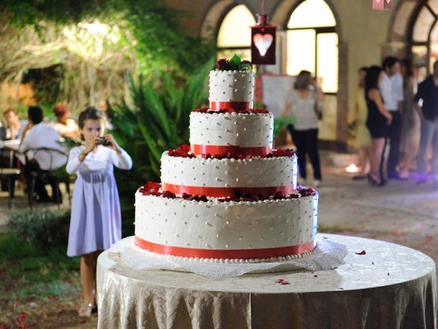 Il matrimonio di Piergiorgio e Alessandra a Villanovaforru, Cagliari 59