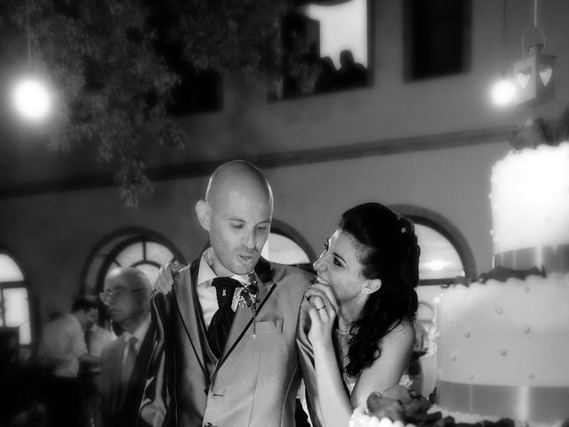 Il matrimonio di Piergiorgio e Alessandra a Villanovaforru, Cagliari 61