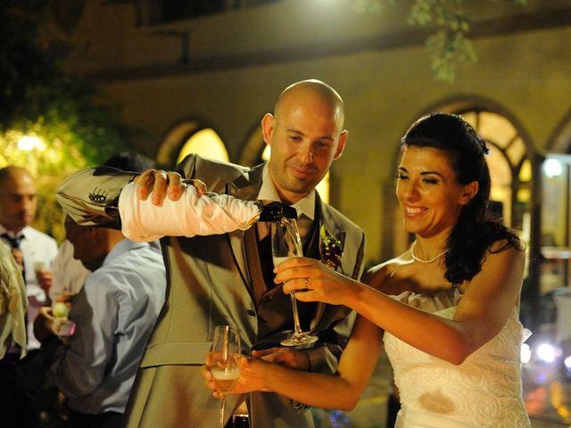 Il matrimonio di Piergiorgio e Alessandra a Villanovaforru, Cagliari 62