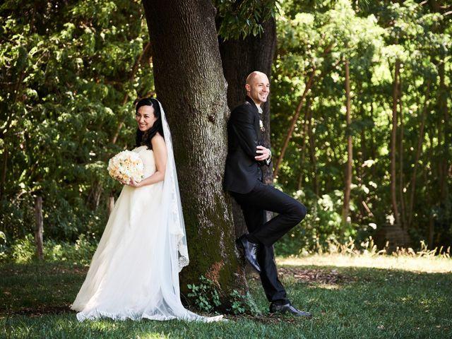le nozze di Maria Luisa e Salvatore