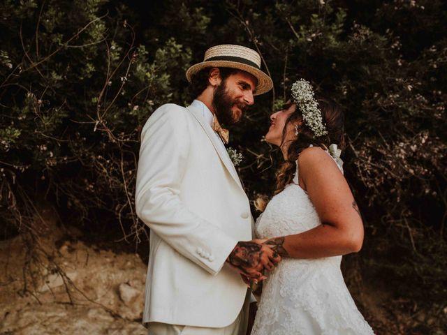 Le nozze di Shana e Gerry