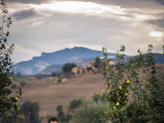 Il matrimonio di Anselmo e Marcella a Offida, Ascoli Piceno 1