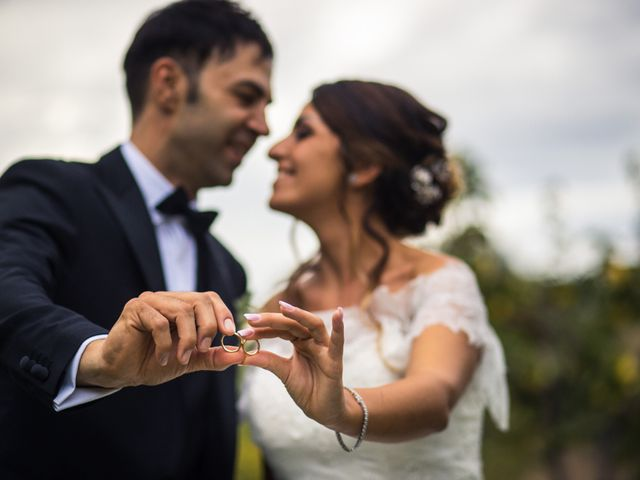 Le nozze di Marcella e Anselmo