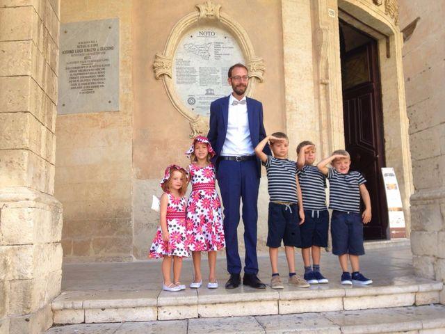 Il matrimonio di Ugo e Oriana a Noto, Siracusa 3