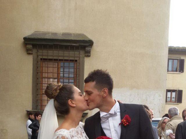 Il matrimonio di Francesca e Tommaso a Firenze, Firenze 1