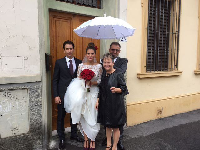 Il matrimonio di Francesca e Tommaso a Firenze, Firenze 5