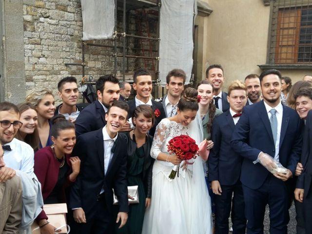 Il matrimonio di Francesca e Tommaso a Firenze, Firenze 7