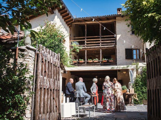 Il matrimonio di Agostino e Giuliana a Varese, Varese 22