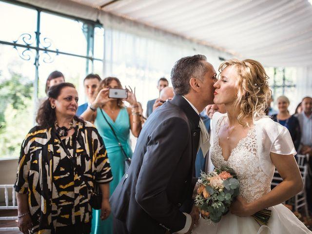 Il matrimonio di Agostino e Giuliana a Varese, Varese 28