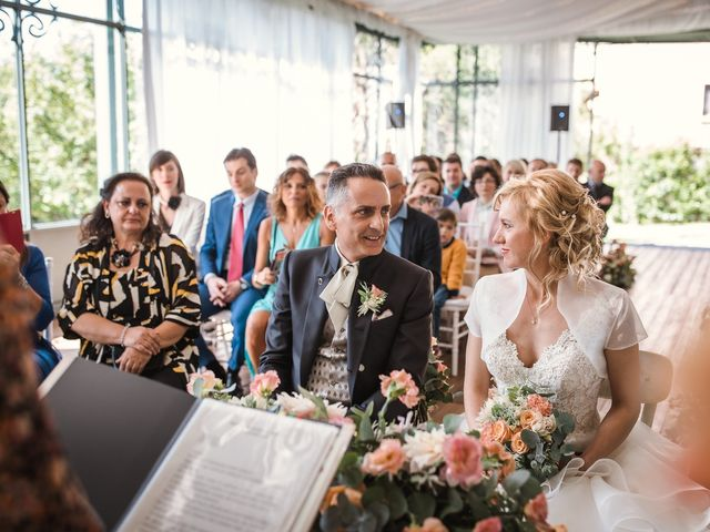 Il matrimonio di Agostino e Giuliana a Varese, Varese 29
