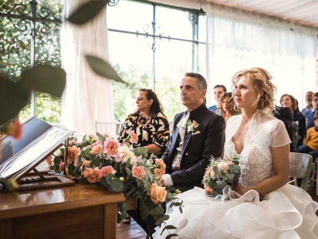 Il matrimonio di Agostino e Giuliana a Varese, Varese 30
