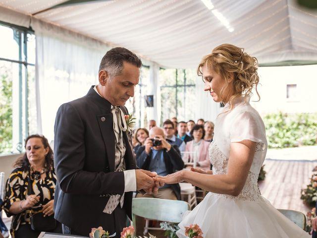Il matrimonio di Agostino e Giuliana a Varese, Varese 36