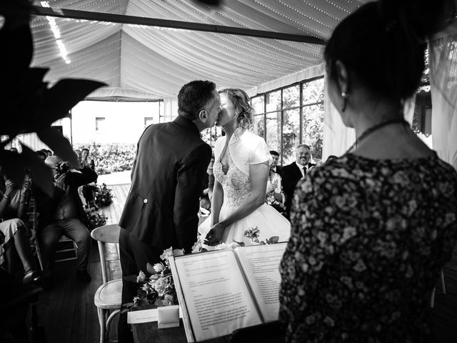Il matrimonio di Agostino e Giuliana a Varese, Varese 1