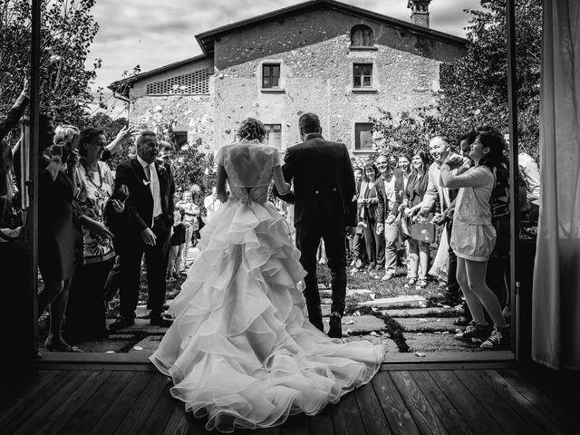 Le nozze di Giuliana e Agostino