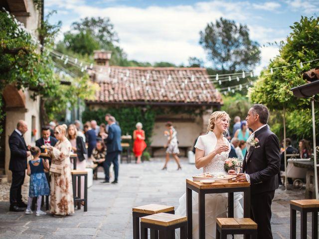 Il matrimonio di Agostino e Giuliana a Varese, Varese 52