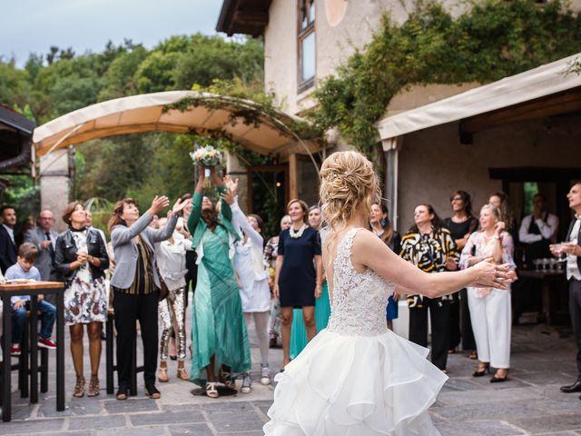 Il matrimonio di Agostino e Giuliana a Varese, Varese 71