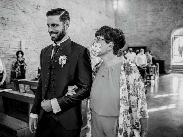 Il matrimonio di Cristian e Monica a Santarcangelo di Romagna, Rimini 13