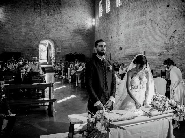 Il matrimonio di Cristian e Monica a Santarcangelo di Romagna, Rimini 15