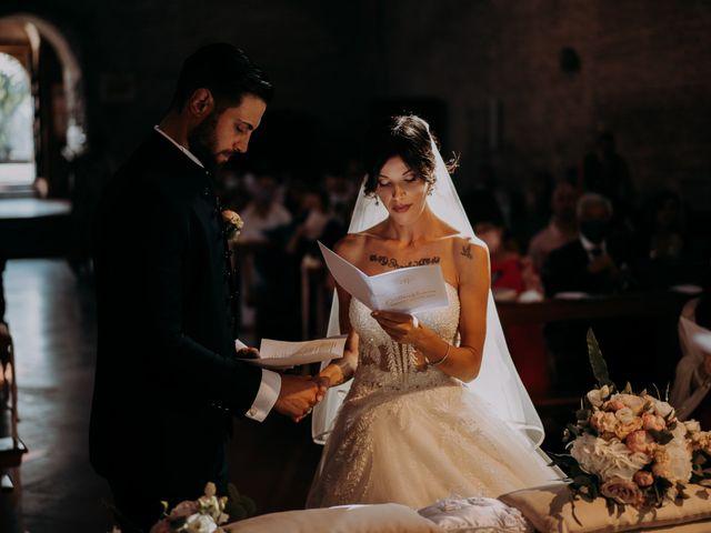 Il matrimonio di Cristian e Monica a Santarcangelo di Romagna, Rimini 16