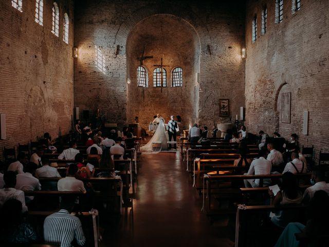 Il matrimonio di Cristian e Monica a Santarcangelo di Romagna, Rimini 18