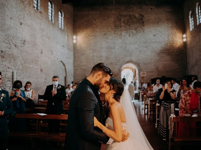 Il matrimonio di Cristian e Monica a Santarcangelo di Romagna, Rimini 21