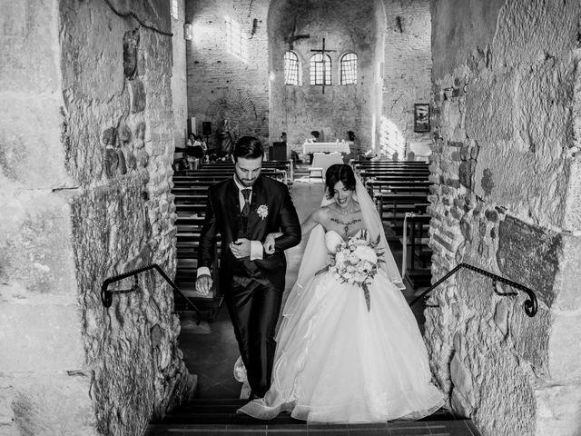 Il matrimonio di Cristian e Monica a Santarcangelo di Romagna, Rimini 22