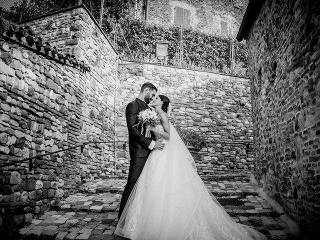 Il matrimonio di Cristian e Monica a Santarcangelo di Romagna, Rimini 26
